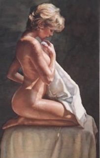 After the Bath AP Limited Edition Print - Steve Hanks