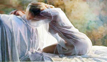 Forever a Mystery AP 2003 Limited Edition Print - Steve Hanks