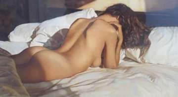 In the Light of the Morning Limited Edition Print - Steve Hanks