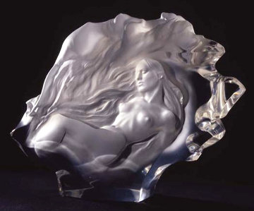 Dreamers Acrylic Sculpture 1993 26 in Sculpture - Frederick Hart
