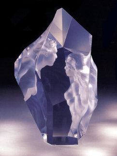 Prologue Acrylic Sculpture 2000 11 in Sculpture - Frederick Hart