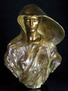 Source Bronze Bust Sculpture 2003 24 in Sculpture - Frederick Hart