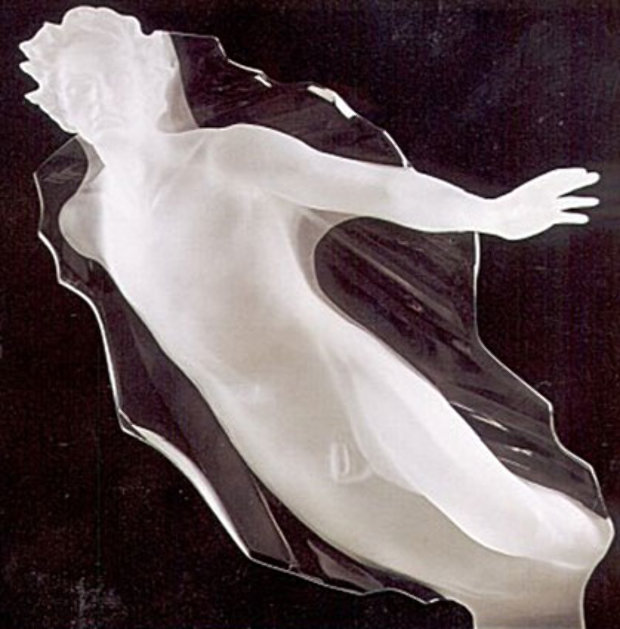Sacred Mysteries Male Acrylic Sculpture 1983