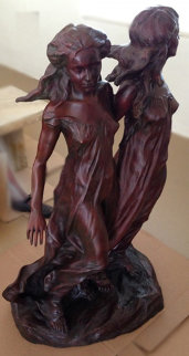 Sisters from Daughters of Odessa    Bronze Sculpture AP 1997 51 in Sculpture - Frederick Hart