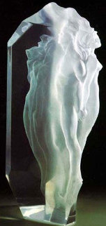 Transcendent Acrylic Sculpture 1993 19 in Sculpture - Frederick Hart