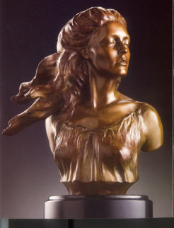 Muses Suite  of 4 2006 Bronze Sculptures  16 in Sculpture - Frederick Hart