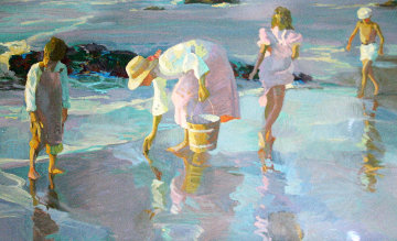 Shimmering Sands  1989 Limited Edition Print - Don Hatfield