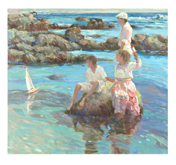 Maritime Memories Ap 1995 Limited Edition Print - Don Hatfield
