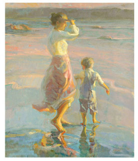 Oceans Reflections 2000 Limited Edition Print - Don Hatfield