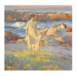 Reflections At Dawn 1995 Limited Edition Print - Don Hatfield