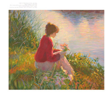 Silent Reflections 1998 Limited Edition Print - Don Hatfield