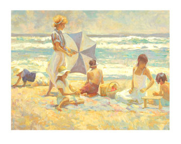 Summer Afternoon AP 1999 Limited Edition Print - Don Hatfield