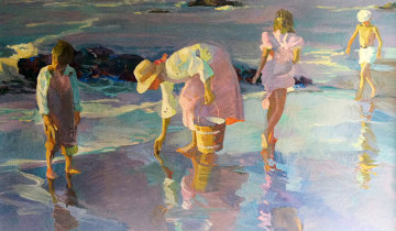 Shimmering Sand Limited Edition Print - Don Hatfield