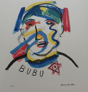 Bubu 1992 Limited Edition Print - Henry Miller