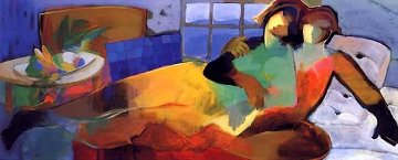 Precious Moments PP 1999 Limited Edition Print - Abrishami Hessam