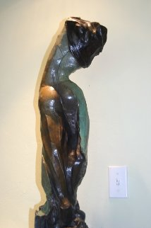 Revelation Bronze Sculpture 2002 28 in Sculpture - Abrishami Hessam