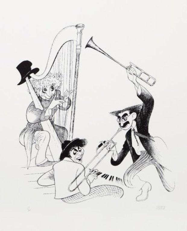 Marx Brothers Musicale 2001