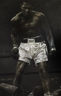 Muhammed Ali - The Greatest HS by Ali Limited Edition Print - Stephen Holland