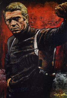 Steve McQueen AP Limited Edition Print - Stephen Holland