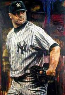 Roger Clemens 2003 Limited Edition Print - Stephen Holland