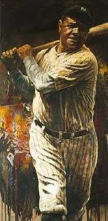 Babe Ruth AP 2004 Limited Edition Print - Stephen Holland