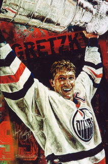 Gretzky the Great One 2000 HS by Gretsky Limited Edition Print - Stephen Holland