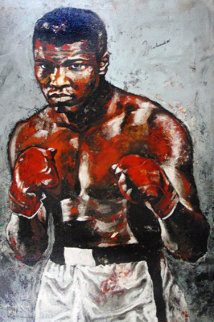 Muhammad Ali HS by Ali Limited Edition Print - Stephen Holland