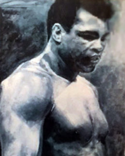Muhammad Ali AP 1991 HS  by Ali Limited Edition Print - Stephen Holland