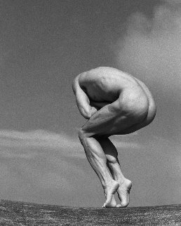 Body Form, Sydney 1992 Limited Edition Print - James Houston