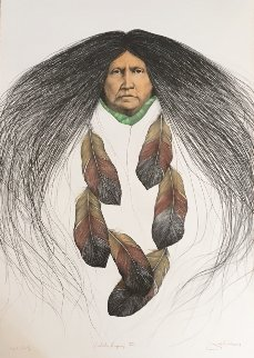 Lakota Legacy II AP 1989   Limited Edition Print - Frank Howell