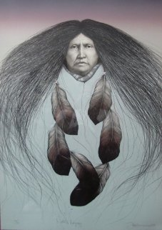 Lakota Legacy 1989 Limited Edition Print - Frank Howell