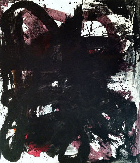 Cutting Edge 2017 74x62 Original Painting - Costel Iarca