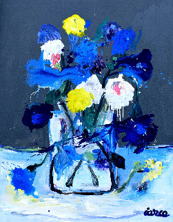 Still Life # 13 2020 62x50 Original Painting - Costel Iarca