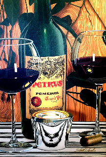 Petrus '47 2004 Limited Edition Print - Scott Jacobs