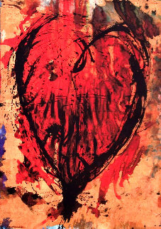 Heart of Florida United Way 2002 Limited Edition Print -  Jamali
