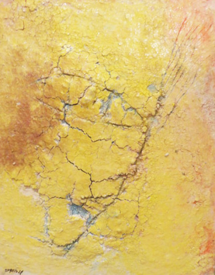 Yellow Fresco 2006  34x40