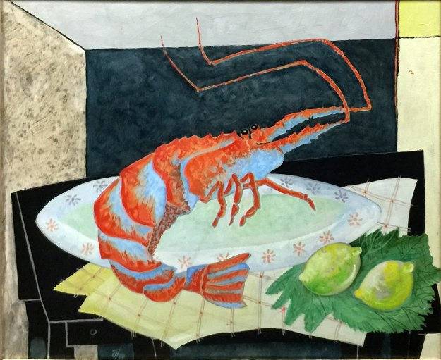 Crustaceo 1987 20x24