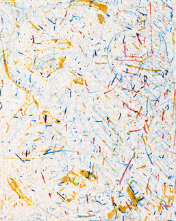 0 Through 9 1977 Limited Edition Print - Jasper Johns