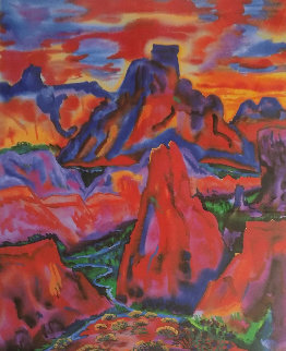 Valley of Love Limited Edition Print - Phyllis Kapp