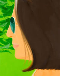 Ada in Spain 2018 Limited Edition Print - Alex Katz