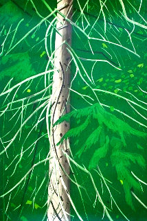 Spruce 1994 Limited Edition Print - Alex Katz