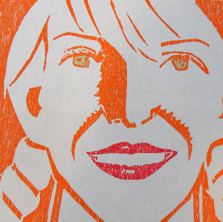 Jessica 1994 Limited Edition Print - Alex Katz