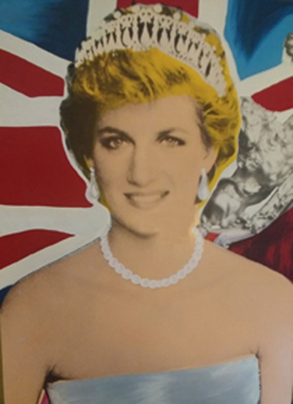 Princess Diana Embellished AP 2000
