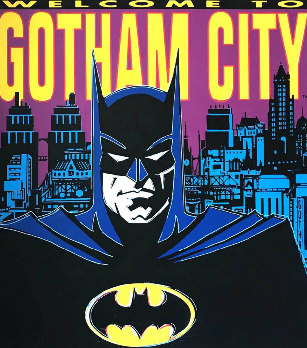 Batman: Welcome to Gotham City 1995