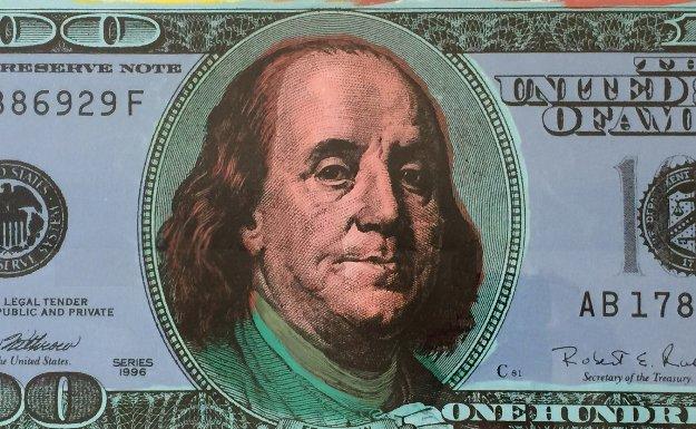 New 100 Dollar Bill American Money
