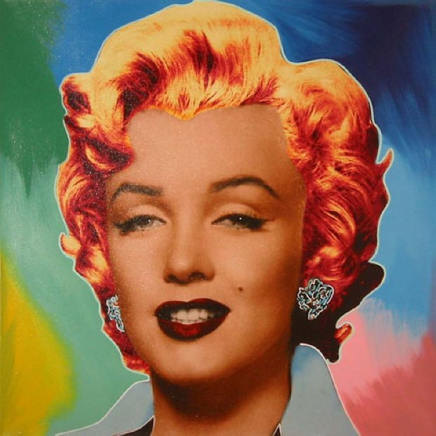 Marilyn Icon Multi (Marilyn Monroe) 2003