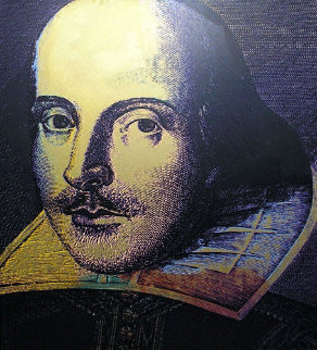 Shakespeare State I 1996 Limited Edition Print - Steve Kaufman