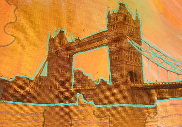 Tower Bridge 2004 Limited Edition Print - Steve Kaufman