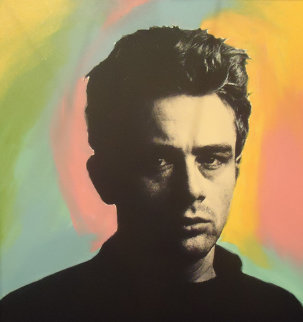 James Dean Limited Edition Print - Steve Kaufman