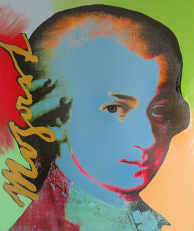 Mozart (Homage to the Genius Series) 1996
